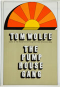 Books:Fiction, Tom Wolfe. The Pump House Gang. New York: Farrar Straus andGiroux, [1968]. First edition, first printing. Sig...