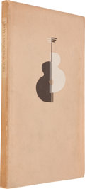 Books:Literature 1900-up, Eudora Welty. Music from Spain. Greenville, Mississippi:Levee Press, 1948. First edition, number 351 of 775 c...