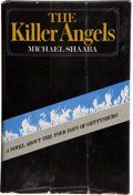 Books:Fiction, Michael Shaara. The Killer Angels. New York: David McKay,[1974]. First edition, first printing. Octavo. 374 pag...