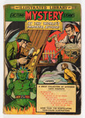 Golden Age (1938-1955):Crime, Classics Illustrated Giants: An Illustrated Library of Exciting Mystery Stories #nn (Gilberton, 1949) Condition: GD....