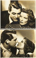 """Movie Posters:Comedy, Bringing Up Baby (RKO, 1938). Photos (2) (7.5"""" X 9.5"""").. ...(Total: 2 Items)"""