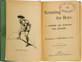 Books:Children's Books, Lieut.-General R. S. S. Baden Powell C. B. Scouting forBoys. A Handbook for Instruction in Good Citizenship....
