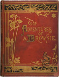 Books:Children's Books, [Dinah Maria Craik]. The Adventures of a Brownie As Told to MyChild. London: Sampson Low, Marston, Low and Sear...