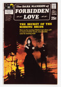 Bronze Age (1970-1979):Romance, Dark Mansion of Forbidden Love #1 Savannah pedigree (DC, 1971)Condition: VF+....