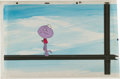 Animation Art:Limited Edition Cel, The Atom Ant/Secret Squirrel Show Squiddly Diddly Cel Set-Upwith Background Animation Art (Hanna-Barbera, c. 1965)....