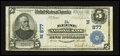 National Bank Notes:New Hampshire, Keene, NH - $5 1902 Plain Back Fr. 598 The Keene NB Ch. # (N)877. ...