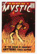 Silver Age (1956-1969):Horror, Mystic #57 (Atlas, 1957) Condition: FN/VF....