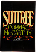 Books:Fiction, Cormac McCarthy. Suttree. New York: Random House, [1979]. First edition, first printing. Octavo. 471 pages. Publ...