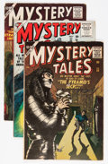 Golden Age (1938-1955):Horror, Mystery Tales Group (Atlas, 0) Condition: Average VG+.... (Total: 5Comic Books)