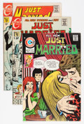 Silver Age (1956-1969):Romance, Just Married Group (Charlton, 1970s) Condition: Average VF+.... (Total: 22 Comic Books)