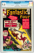 Silver Age (1956-1969):Superhero, Fantastic Four #31 Curator pedigree (Marvel, 1964) CGC NM/MT 9.8White pages....
