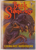 Books:Science Fiction & Fantasy, [Jerry Weist]. Edgar Rice Burroughs. Back to the Stone Age.Tarzana: Edgar Rice Burroughs, [1937]. First edition, fi...
