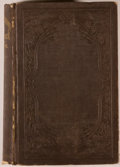 Books:Literature Pre-1900, Paul Creyton. Martin Merrivale: His X Mark. Boston: Phillips, Sampson and Company, 1854. First edition. Octavo. ...