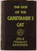 Books:Mystery & Detective Fiction, Erle Stanley Gardner. The Case of the Caretaker's Cat. NewYork: William Morrow, 1935. First edition. Octavo. 30...