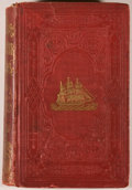 Books:Literature Pre-1900, Hawser Martingale. Salt Water Bubbles or, Life on the Wave. Boston: Wm. J. Reynolds & Co., 1854. First edition. ...