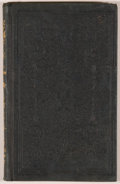 Books:Literature Pre-1900, Thomas P. Hunt. Jesse Johnston and His Times. Philadelphia:Griffith & Simon, 1845. First edition. Twelvemo. 77 ...