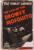 Books:Mystery & Detective Fiction, Erle Stanley Gardner. The Case of the Drowsy Mosquito.London: Cassell and Company, 1946. First UK edition. Octa...