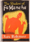 Books:Mystery & Detective Fiction, Sax Rohmer. Shadow of Fu Manchu. London: Herbert Jenkins,1949. Third impression. Octavo. 252 pages. Publisher's...
