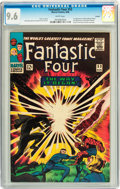 Silver Age (1956-1969):Superhero, Fantastic Four #53 Curator pedigree (Marvel, 1966) CGC NM+ 9.6White pages....