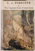 Books:Fiction, C. S. Forester. The Captain from Connecticut. London:Michael Joseph, [1941]. First edition. Small octavo. 324 p...