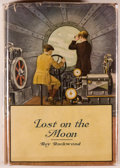 Books:Children's Books, Roy Rockwood. Lost on the Moon, or In Quest of the Field ofDiamonds. New York: Cupples & Leon, [1911]. First ed...