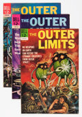 Silver Age (1956-1969):Science Fiction, Outer Limits File Copy Group (Dell, 1964-69) Condition: Average VF+.... (Total: 14 Comic Books)