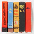 Big Little Book:Miscellaneous, Big Little Book Group (Whitman, 1930s) Condition: Average VF....(Total: 5 Comic Books)