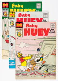 Golden Age (1938-1955):Funny Animal, Baby Huey, the Baby Giant File Copy Group (Harvey, 1956-69)Condition: Average VF+.... (Total: 55 Comic Books)