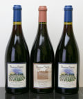 Domestic Pinot Noir, Beaux Freres Pinot Noir. 2003 Beaux Freres Vineyard Bottle(2). 2002 The Upper Terrace Bottle (1). ... (Total: 3 Btls.)