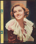 "Movie Posters:Miscellaneous, Myrna Loy (Dixie Cup, 1930s). Dixie Cup Premium Photo (9"" X 11""). Miscellaneous.. ..."