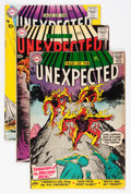Silver Age (1956-1969):Horror, Tales of the Unexpected Group (DC, 1958-62) Condition: AverageFN-.... (Total: 15 Comic Books)