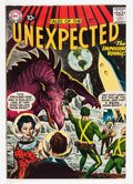 Silver Age (1956-1969):Horror, Tales of the Unexpected #17 (DC, 1957) Condition: FN+....