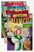 Silver Age (1956-1969):Horror, Tales of the Unexpected #11-14 Group (DC, 1957) Condition: AverageFN-.... (Total: 4 Comic Books)