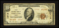 National Bank Notes:Maine, Portland, ME - $10 1929 Ty. 2 First NB Ch. # 13716. ...
