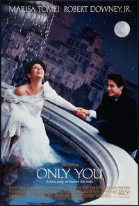 """Only You (Tri-Star, 1994). One Sheet (27"""" X 40""""). Comedy"""