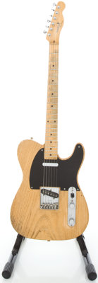 1956 Fender Telecaster Refinished Solid Body Electric Guitar, #13532