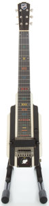 Musical Instruments:Lap Steel Guitars, Mid 1940's National Dynamic Lap Steel Guitar, Serial #1878G....