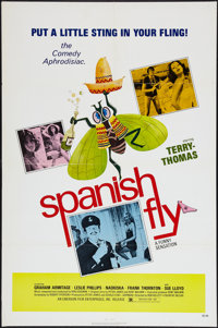 """Spanish Fly (Emerson, 1976). One Sheet (27"""" X 41""""). Comedy"""