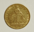 Chile, Chile: Republic gold 5 Pesos - Pair,... (Total: 2 coins)