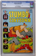 Silver Age (1956-1969):Humor, Stumbo Tinytown #5 File Copy (Harvey, 1964) CGC NM+ 9.6 Off-white to white pages....