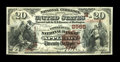 Appleton, WI - $20 1882 Brown Back Fr. 504 The Commercial NB Ch. # (M)2565