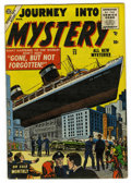 Silver Age (1956-1969):Horror, Journey Into Mystery #23 (Marvel, 1955) Condition: VG+....