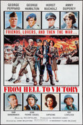 "Movie Posters:War, From Hell to Victory (Wardway Films, 1979). One Sheet (27"" X 41"").War.. ..."