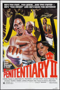 "Movie Posters:Action, Penitentiary II (United Artists, 1982). One Sheet (27"" X 41""). Action.. ..."