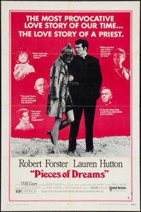 """Pieces of Dreams and Other Lot (United Artists, 1970). One Sheets (2) (27"""" X 41""""). Drama. ... (Total: 2 Items)"""
