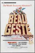 "Movie Posters:Adventure, Beau Geste (Universal, 1966). One Sheet (27"" X 41""). Adventure.. ..."