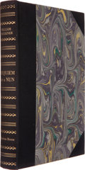 Books:Literature 1900-up, William Faulkner. Requiem For a Nun. New York: Random House,[1951]. First edition, number 84 of a limited edi...