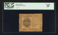Colonial Notes:Continental Congress Issues, Continental Currency May 10, 1775 $7 PCGS Very Fine 25.. ...