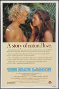 "Movie Posters:Adventure, The Blue Lagoon (Columbia, 1980). One Sheet (27"" X 41"").Adventure.. ..."