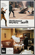 """Movie Posters:Crime, The Godfather and Other Lot (Paramount, 1972). Lobby Cards (2) (11"""" X 14""""). Crime.. ... (Total: 2 Items)"""